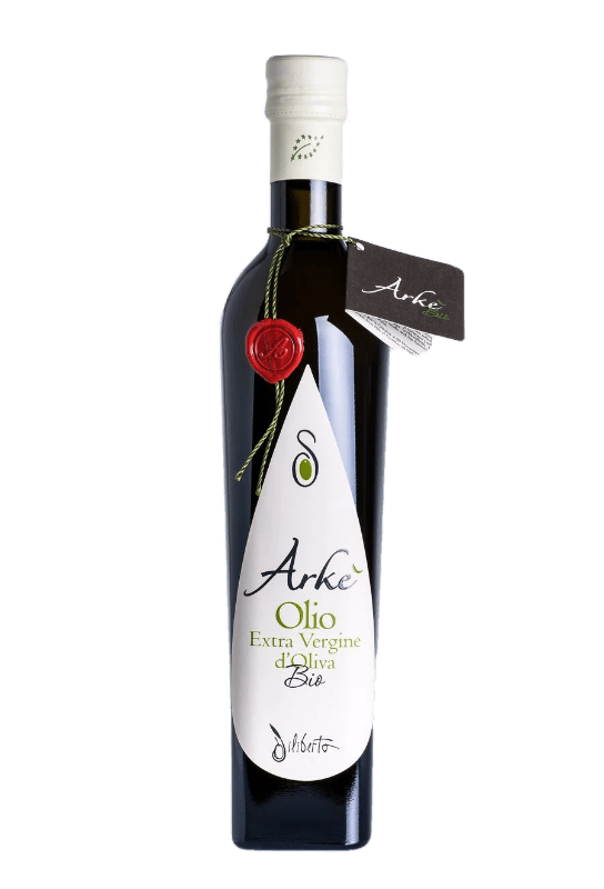 Organic Extra Virgin Olive Oil from Sicily/Italy (medium-strong)