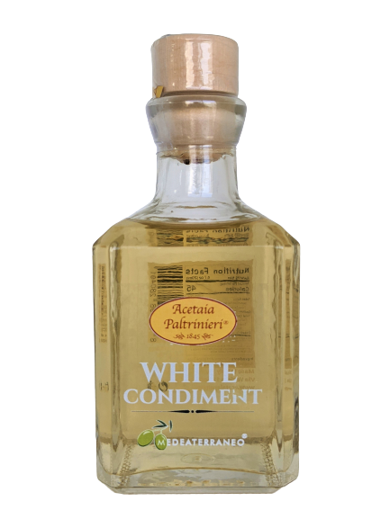 White Balsamic Vinegar from Modena/Italy