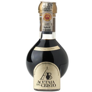Traditional Balsamic Vinegar PDO guaranteed aged for at least 25 years from Modena/Italy - medEATerraneo