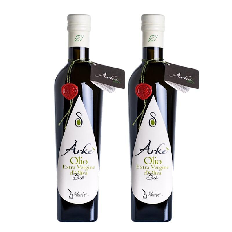 Organic Extra Virgin Olive Oil from Sicily/Italy (medium) - Bundle - medEATerraneo