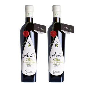 Organic Extra Virgin Olive Oil from Sicily/Italy (medium-strong) - Bundle - medEATerraneo