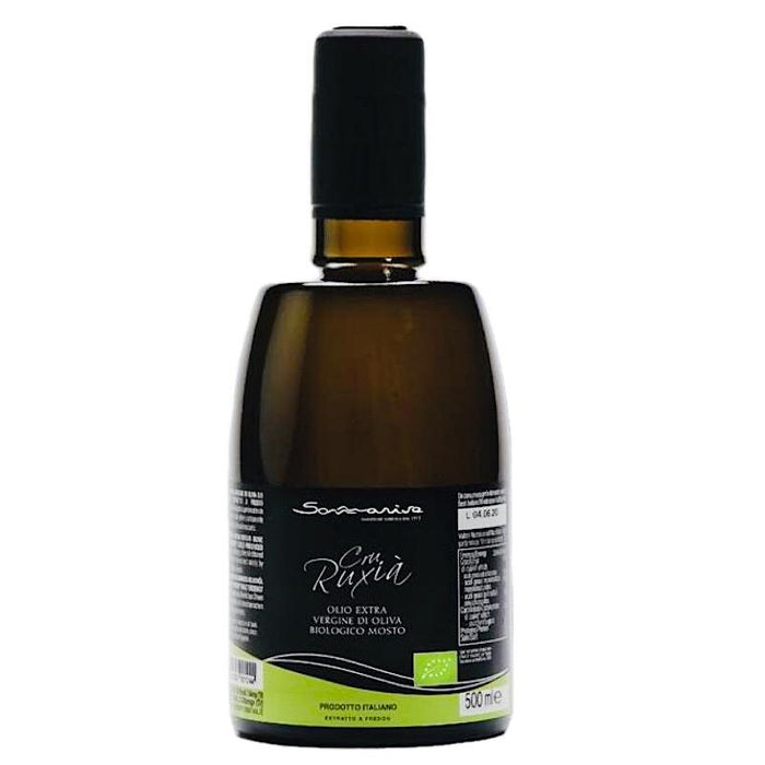 Organic Extra Virgin Olive Oil from Liguria/Italy (delicate/smooth)