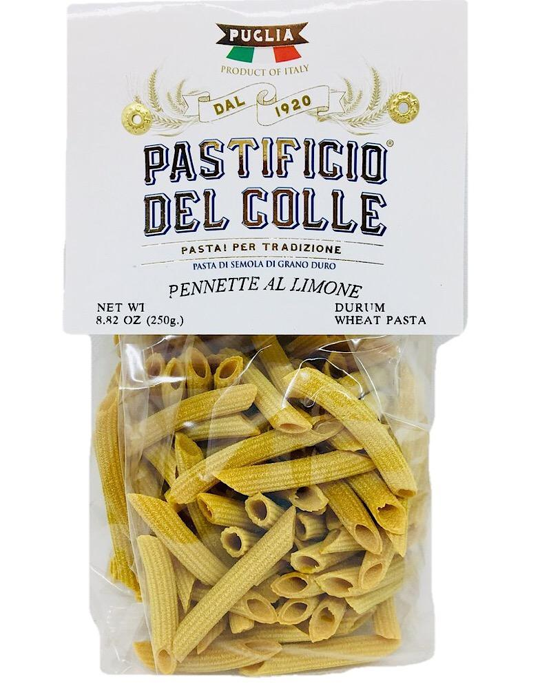 Lemon Penne from Puglia/Italy - medEATerraneo