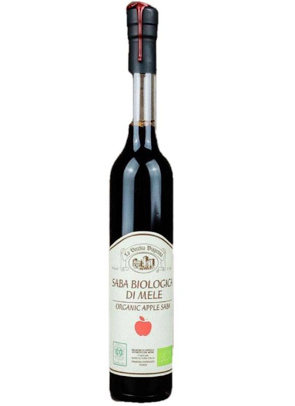 Organic Apple Saba - Balsamic of Apple - from Modena/Italy - medEATerraneo