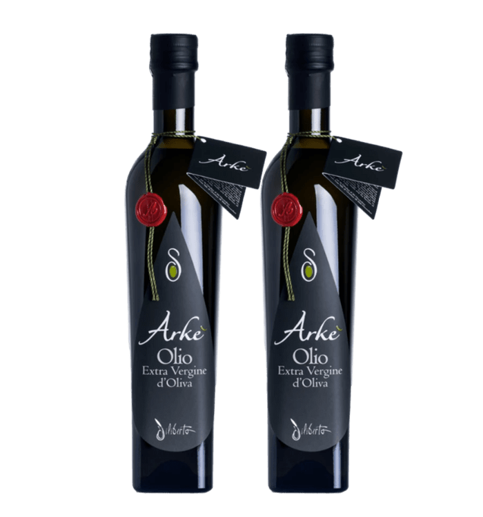Extra Virgin Olive Oil from Sicily/Italy (intense-strong) - Bundle 2