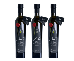Extra Virgin Olive Oil from Sicily/Italy (intense-strong) - Bundle - medEATerraneo