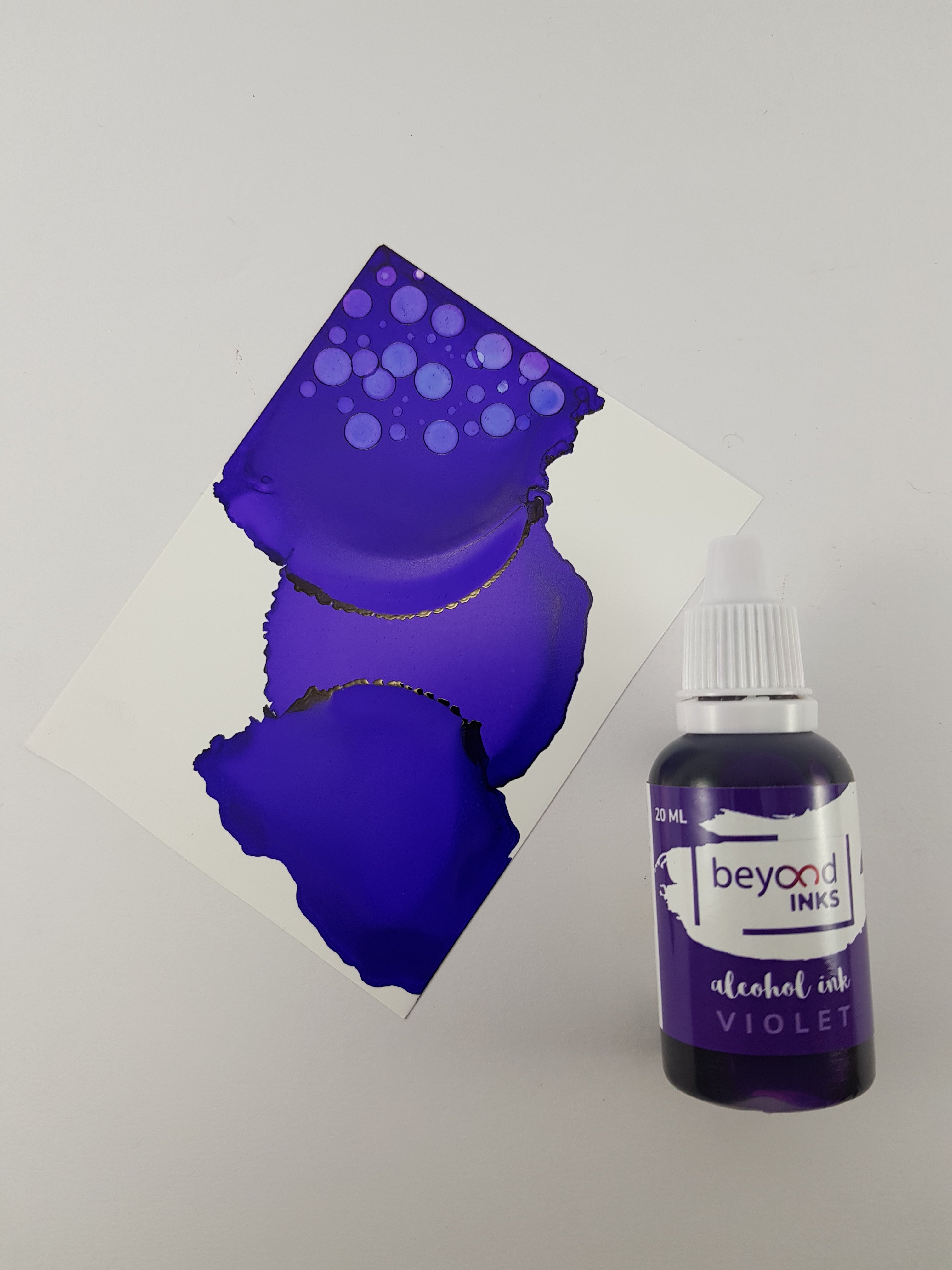 Alcohol Ink Pack 2 Violet by Beyond Inks