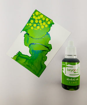 Alcohol Inks, Made in India by BeyondInks