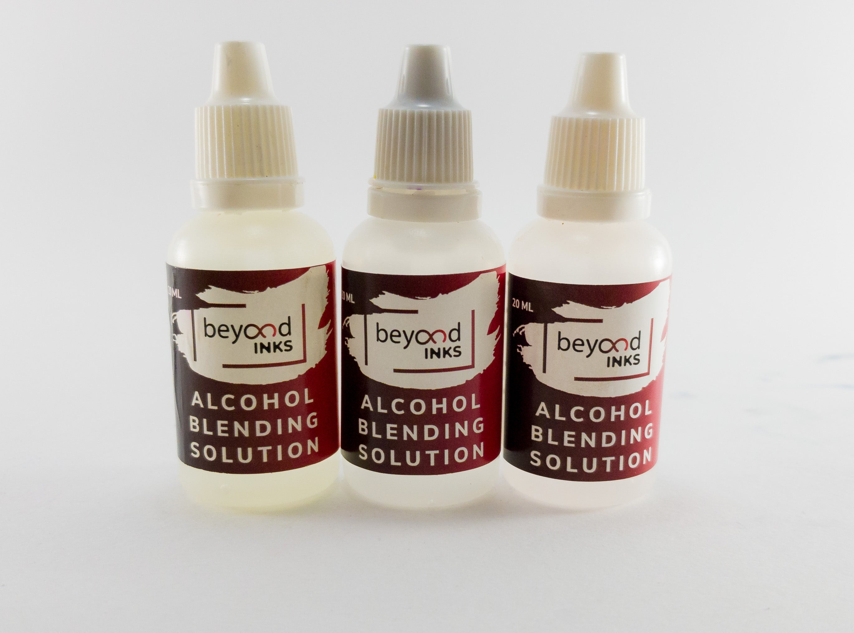 Alcohol Ink Blending Solution Beyond Inks
