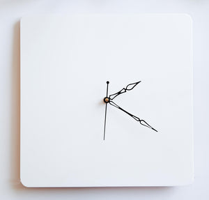 12 inch DIY Square Clock