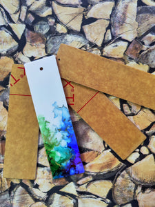 DIY Acrylic Bookmarks