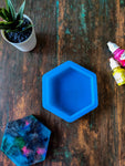 Hexagon Silicone Mould for Resin Art
