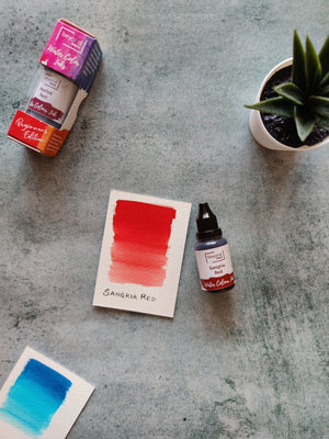 Watercolor Inks - All Color Pack - 20 colors - 20ml