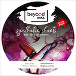 "BeyondInks Synthetic Paper - 12"" Circles- 10 Sheets (330 microns)"