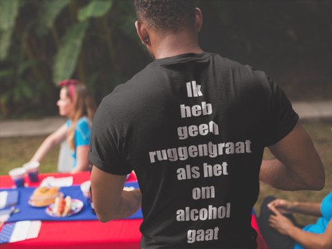 Image of Ruggengraat Festival T-shirt