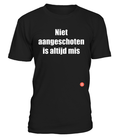 Altijd Mis T-shirt (heren)