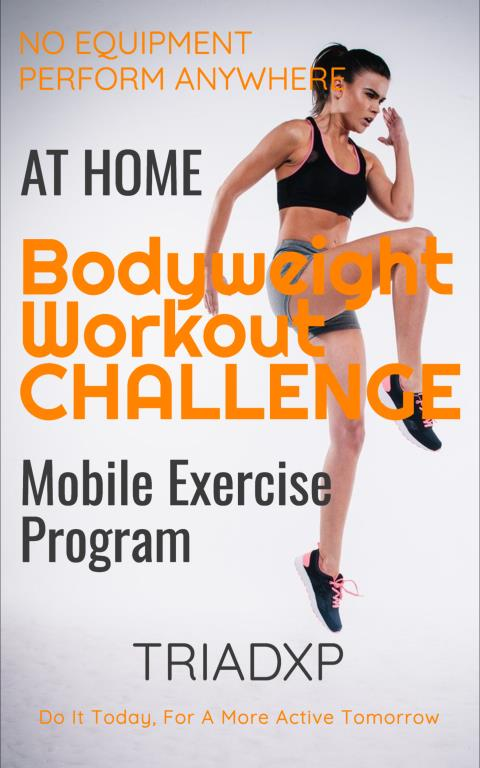 At Home Bodyweight Challenge