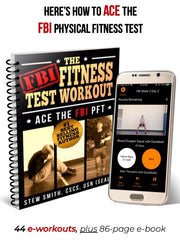 The FBI Fitness Test Workout -- App Only -- ACE the FBI Physical Fitness Test