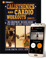 Calisthenics and Cardio Workout Mobile App