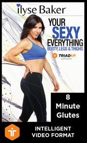 Your Sexy Everything 8-Minute Glutes