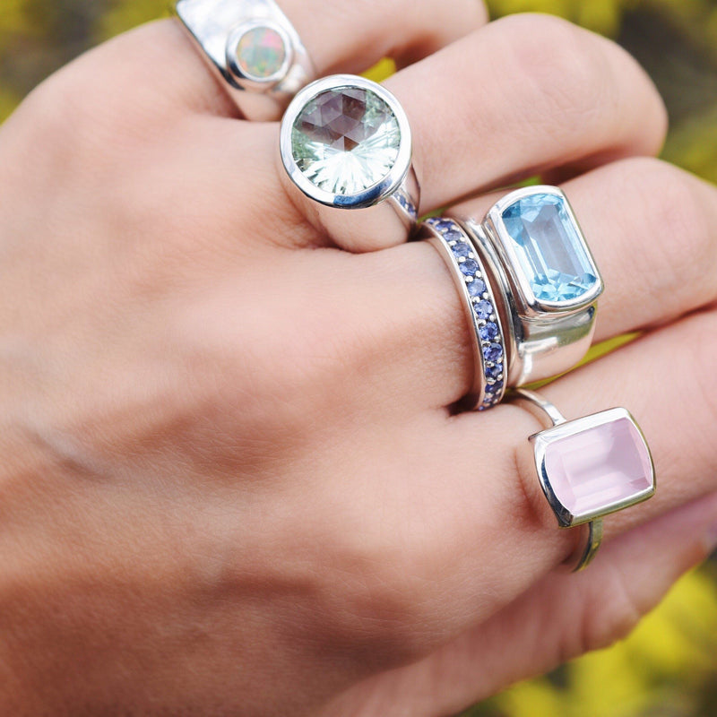 Charley Ring in Opal