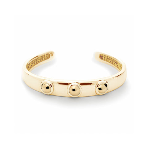 Charley Ring with Solid Gold