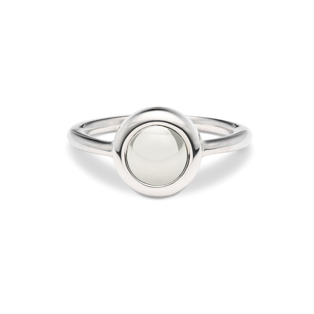 Charley Mini Ring in Silver