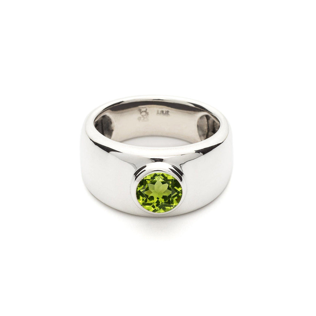Charley Ring in Peridot
