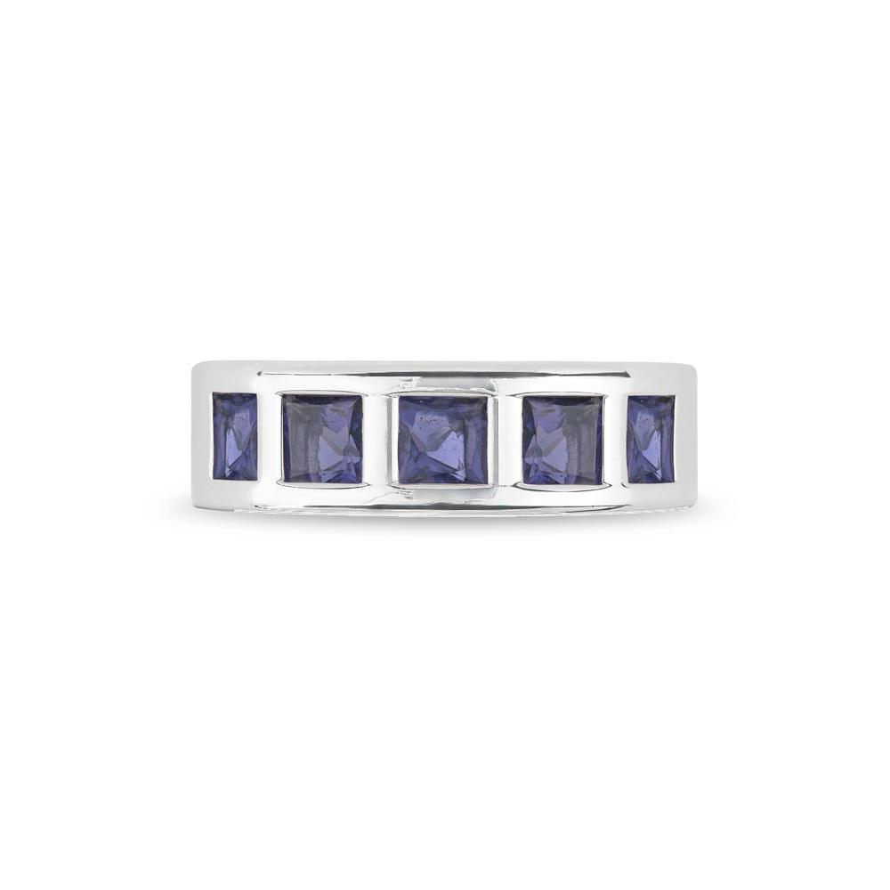 Chestnut Street Ring in Iolite