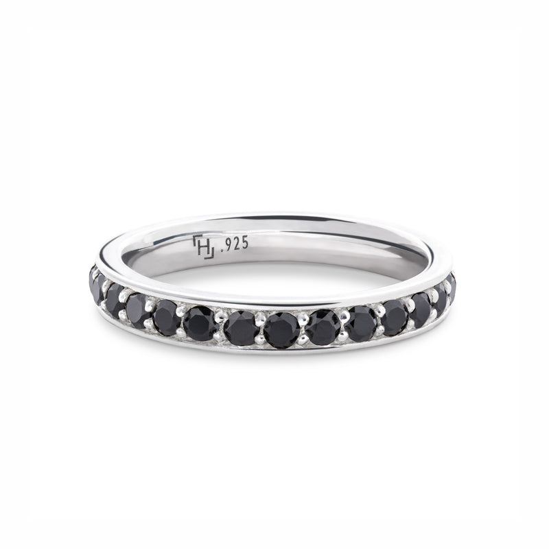 Helena Ring in Black Onyx