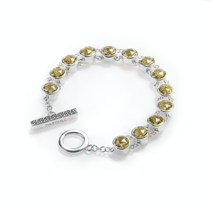 Lang Bracelet in Lemon Citrine