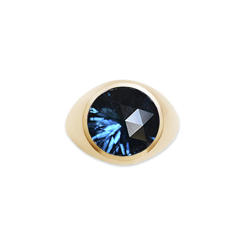Ventana Ring in Smoky Quartz
