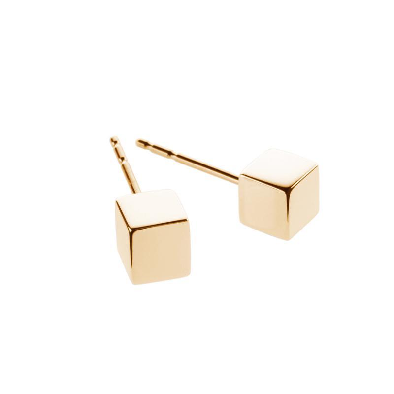 Lee Earrings in 14k Yellow Gold