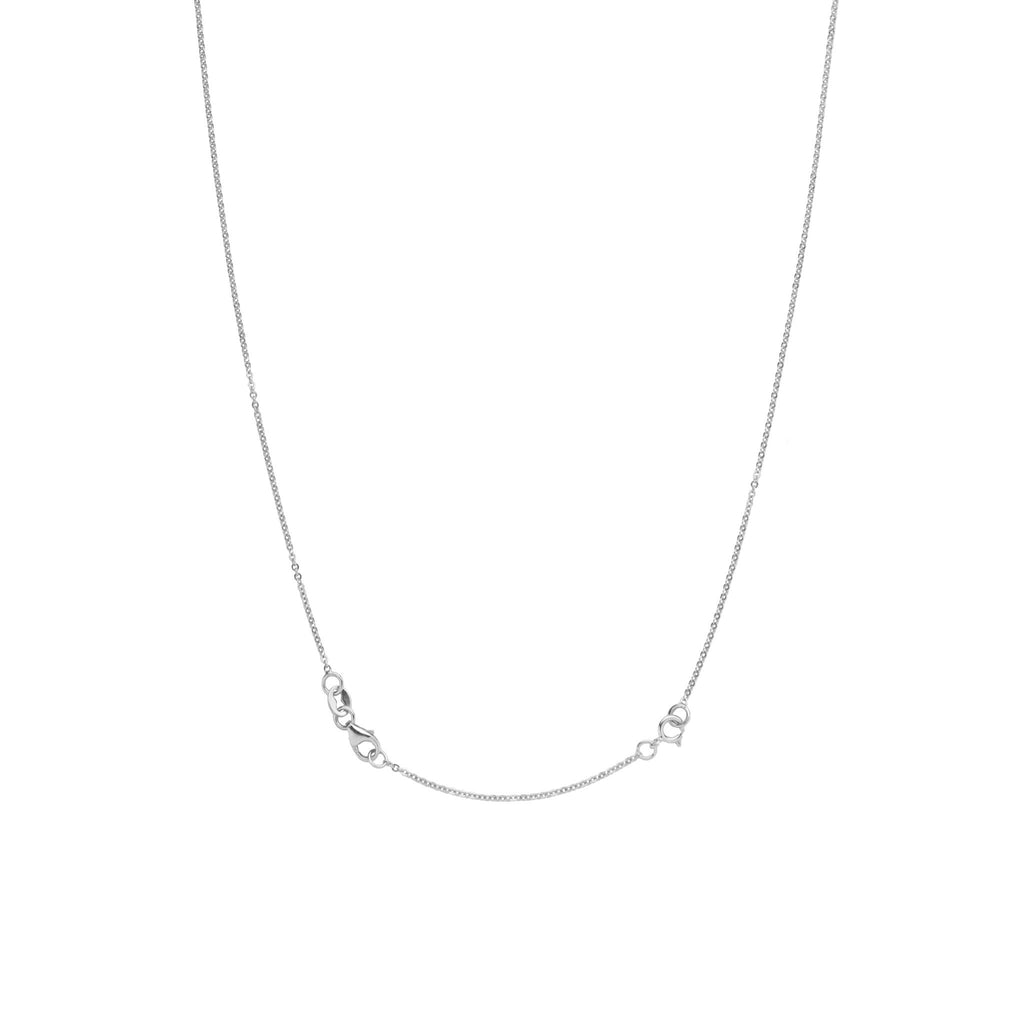 Chain Extender in Silver - 2""