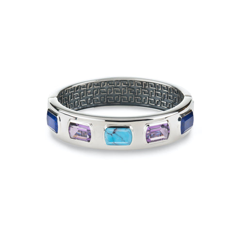 Solitaire Birthstone Bracelet in 14k Gold with Sapphire (September)