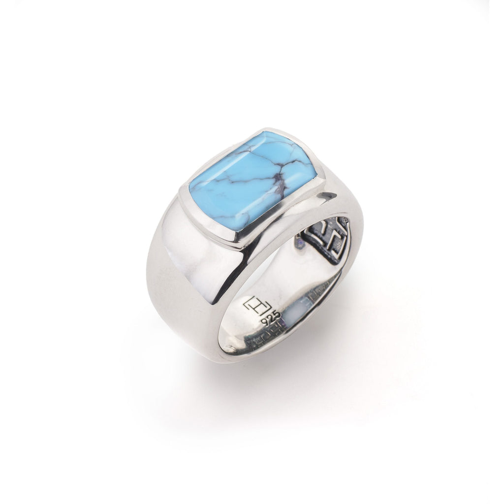 Ventana Ring in Turquoise