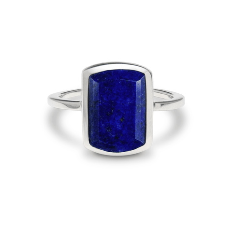 Lang Mini Ring in Amethyst