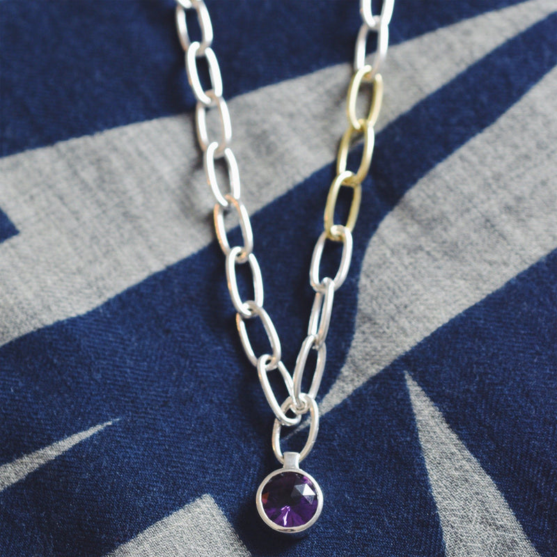 Hudson & Lang Necklace Bundle - Amethyst