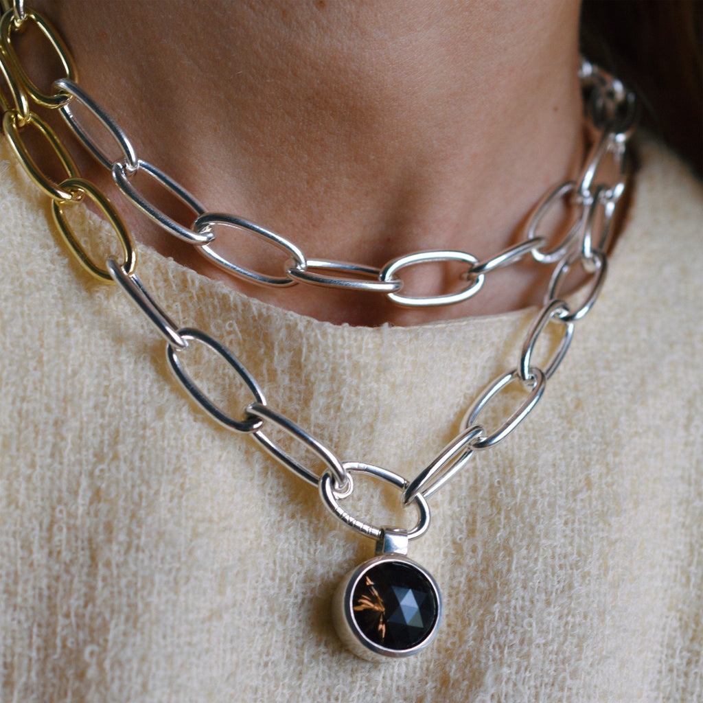 Hudson & Lang Necklace Bundle - Smoky Quartz