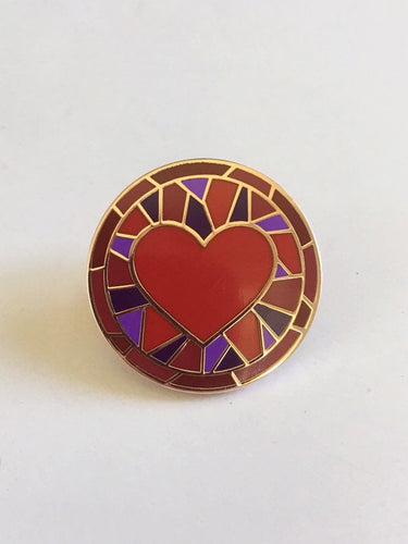Dragon Age Romance Achievement Pin