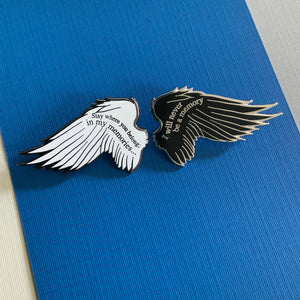 Final Fantasy 7 - One Winged Angel Enamel Pins