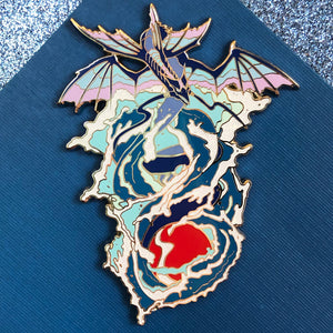 Final Fantasy Pins - SECONDS SALE