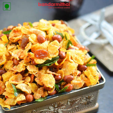Corn Flakes Mixture - Bandar Mithai (Andhra Home Foods)