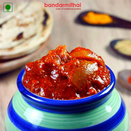 Lemon Pickle - Bandar Mithai (Andhra Home Foods)