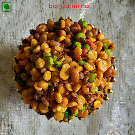 Fried Mixed Pulses - Bandar Mithai (Andhra Home Foods)