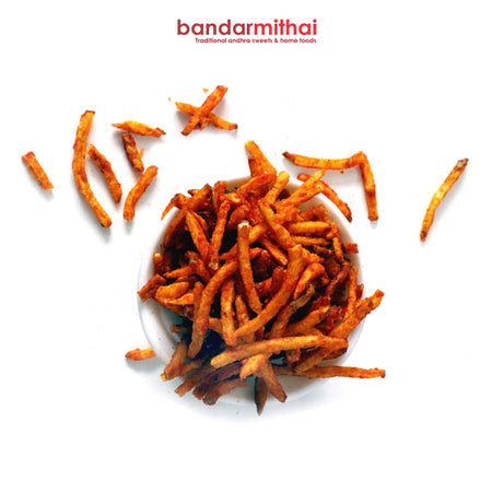 Finger Chips [Potato] - Bandar Mithai (Andhra Home Foods)