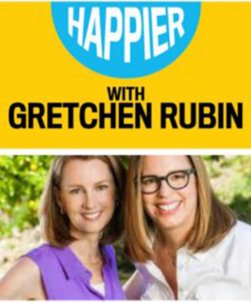Podcast - Happier with Gretchen Rubin