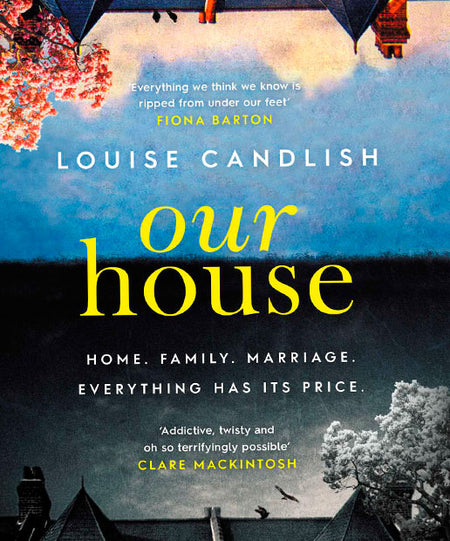 Books - Our House by Louise Candlish