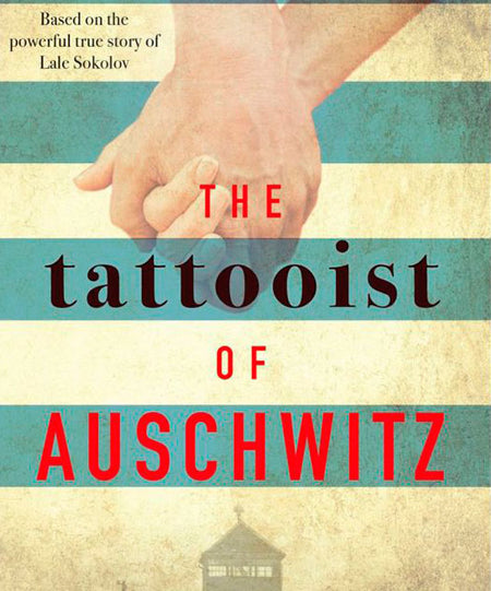 Books - The Tattooist of Auschwitz by Heather Morris