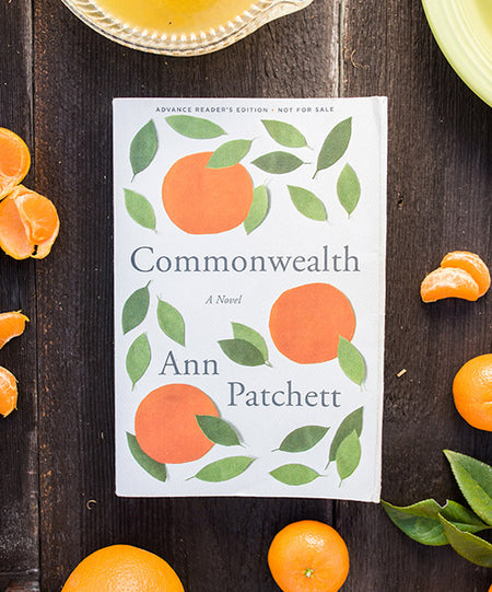 Books - Commonwealth by Ann Patchett